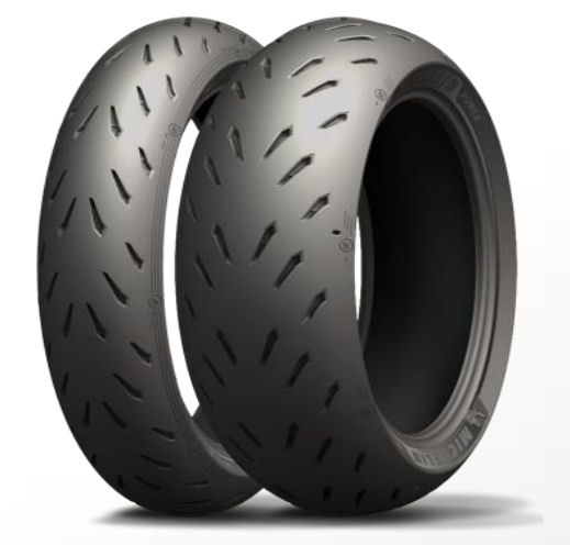 Мотошина Michelin Power RS R17 120/70 58 W TL Передняя (Front)
